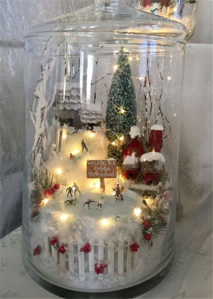 10 Affordable Christmas Table Decorations Ideas 10 | Christmas ..