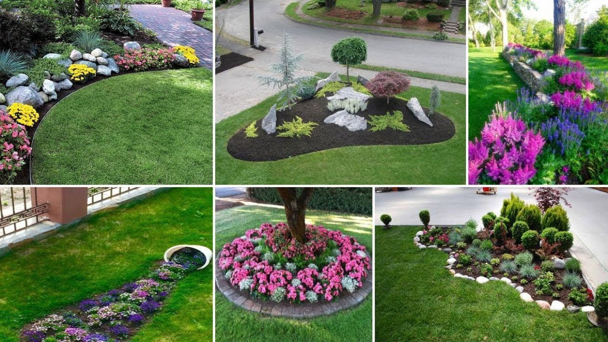 10 Awesome and Cheap Landscaping Ideas - backyard landscaping ideas youtube