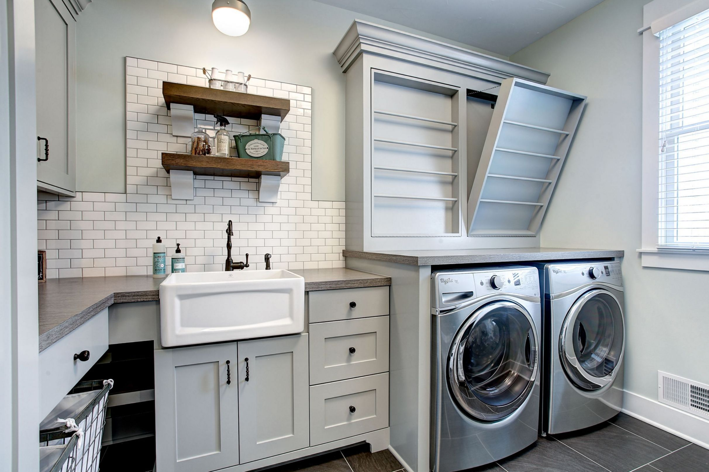 10 Beautiful Laundry Room Design Ideas For The Best Inspiration ..