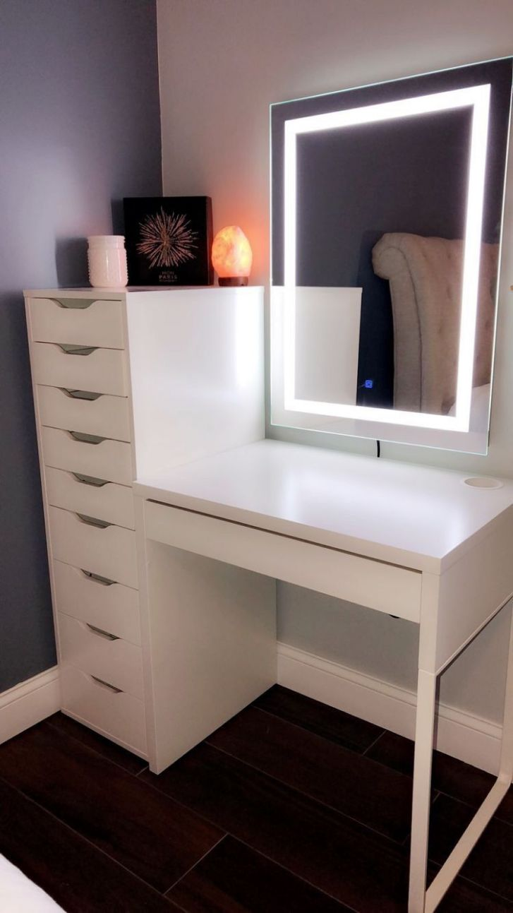 10 Beautiful Makeup Room Ideas, Organizer and Decorating | Room ..