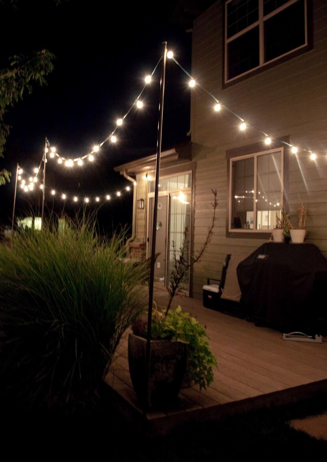 10 Best Backyard Lighting Ideas and Designs for 10 - backyard ideas lights