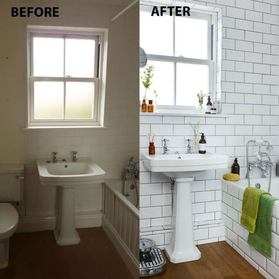 10 Best Budget Friendly Bathroom Makeover Ideas and Designs for 10 - bathroom ideas on a budget