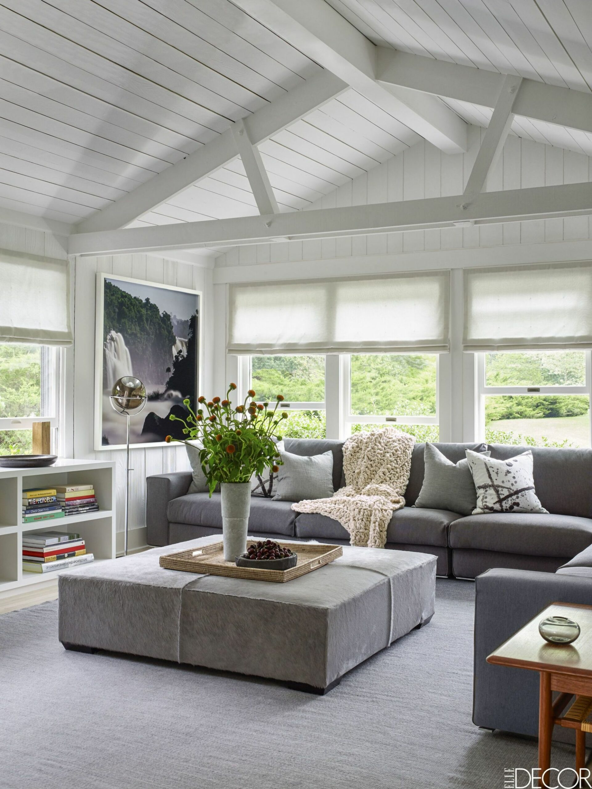 10 Best Gray Living Room Ideas - How to Use Gray Paint and Decor ...