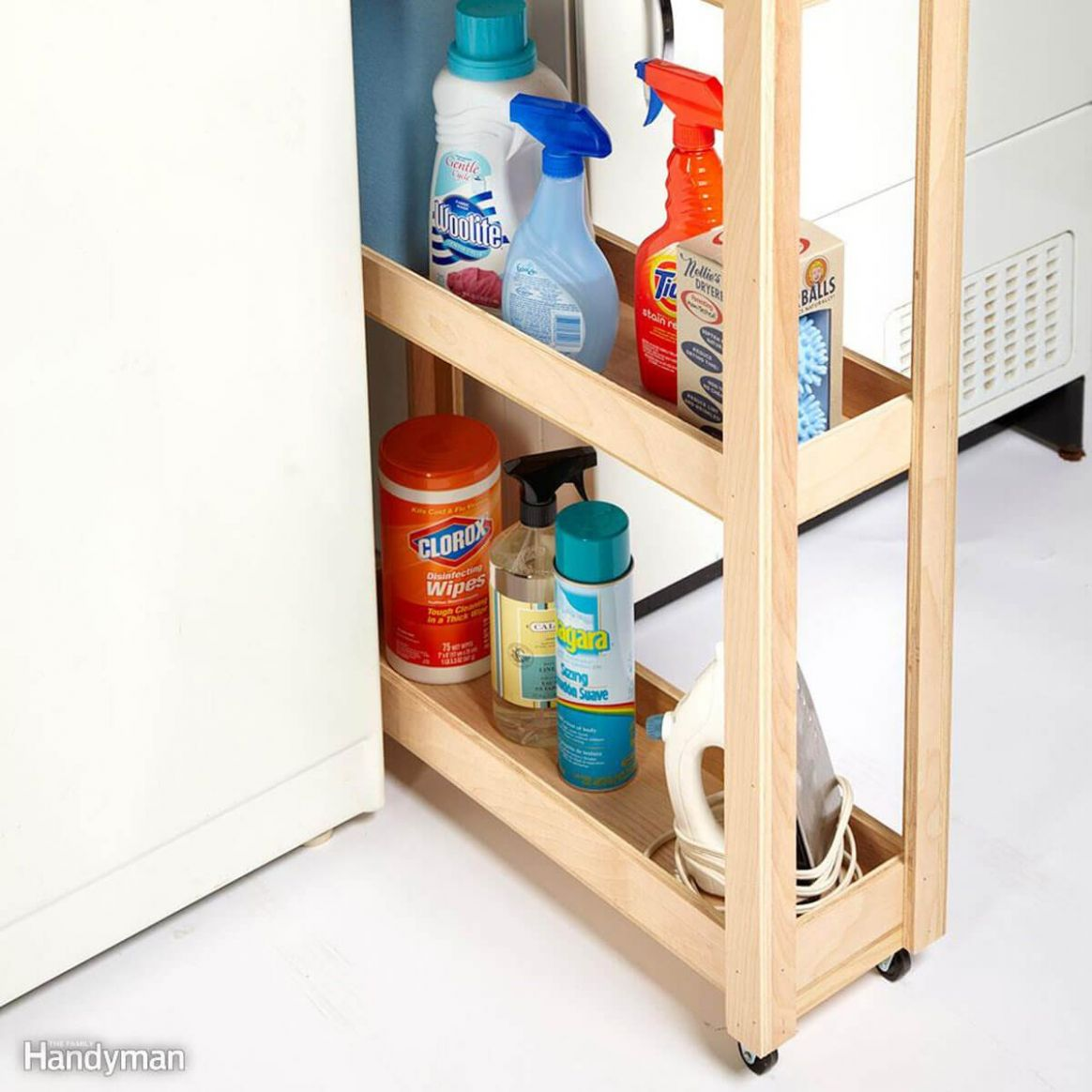 10 Best Laundry Room Organization Tips! | The Family Handyman - laundry room organization ideas diy