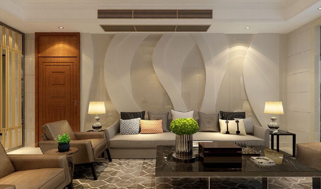 10 Best Living Room Decorating Ideas | Living room wall designs ...