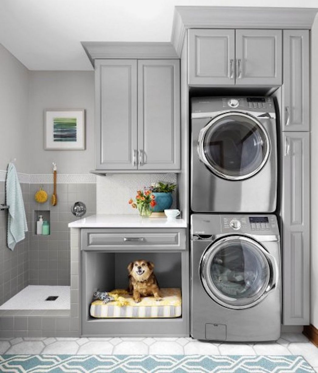 10 Best Minimalist Laundry Room Ideas to Look More Neat And ..