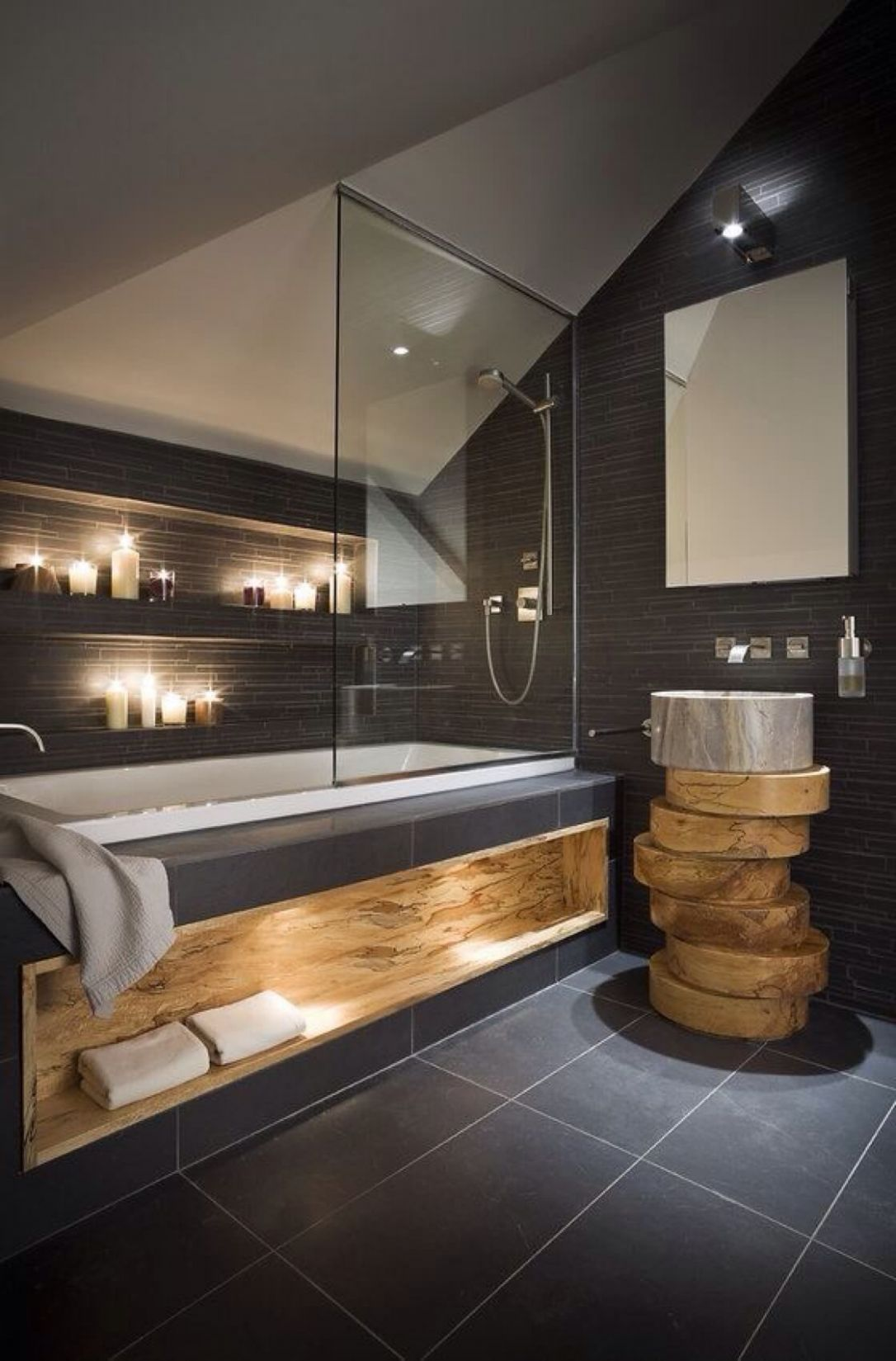 10 Best Rustic Bathroom Decor Ideas for 10