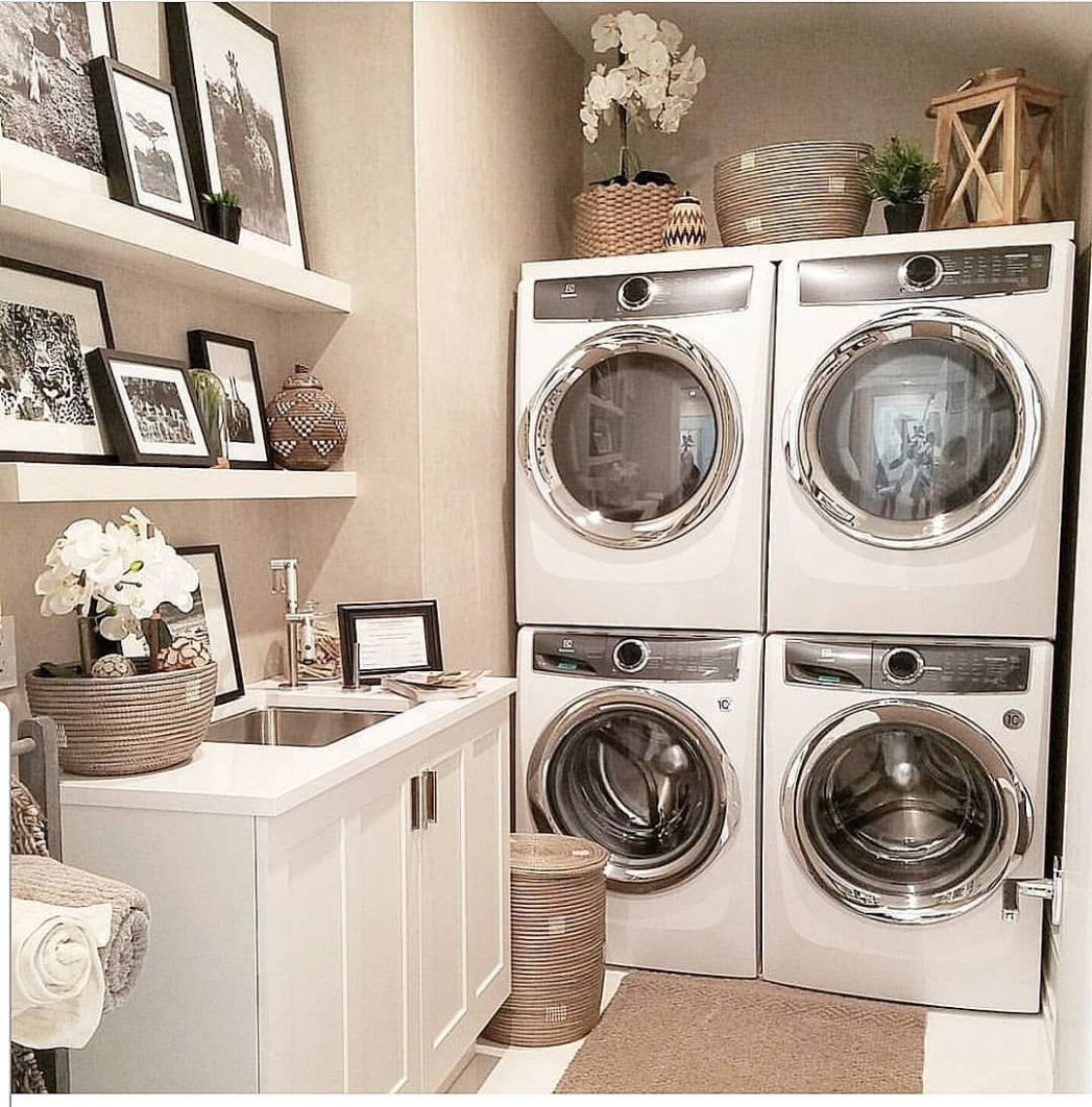 10 Brilliant Laundry Room Ideas for Small Spaces - Practical ..