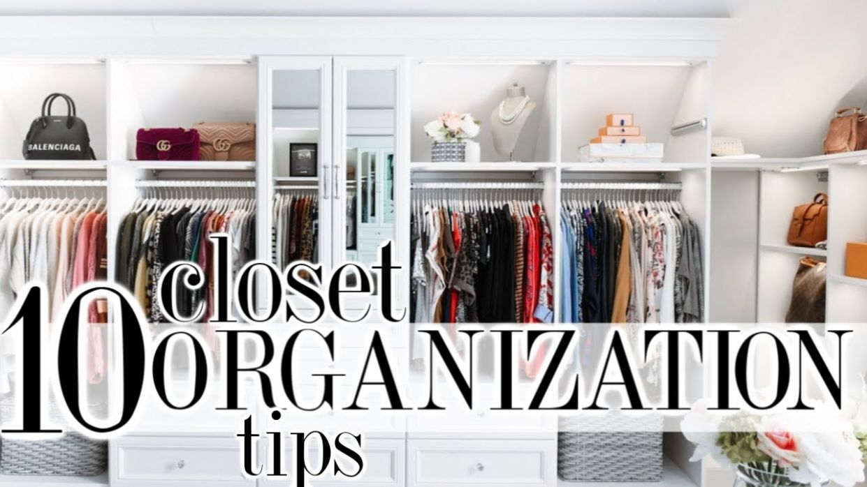 10 Clever Closet Organization Ideas That Will CHANGE YOUR LIFE! - small closet ideas youtube