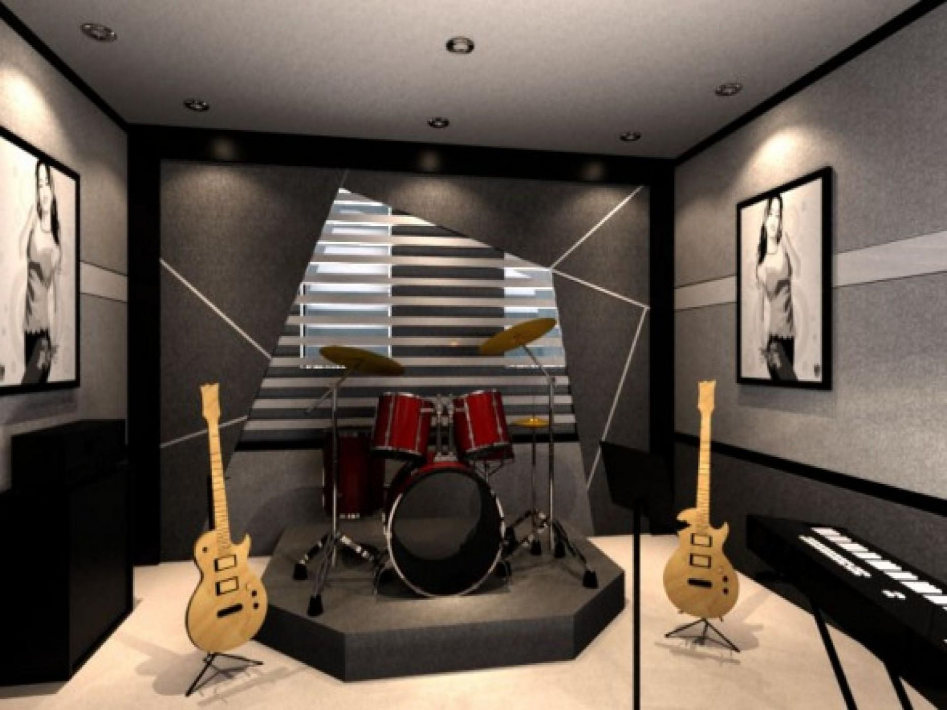 10 Comfy Music Home Decor Ideas That You Shouldn't Miss Trends in ...