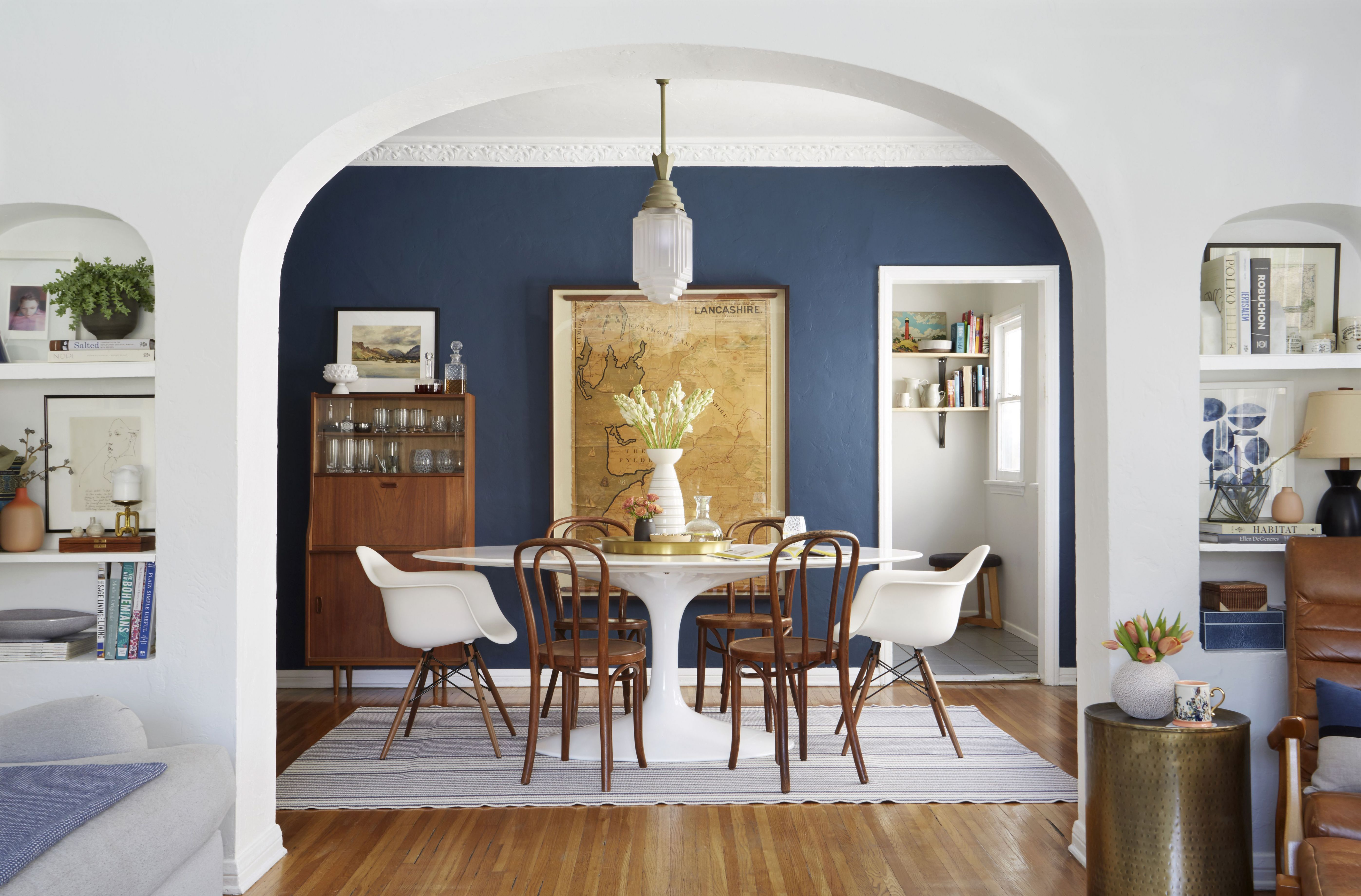 10 Dining Room Paint Colors