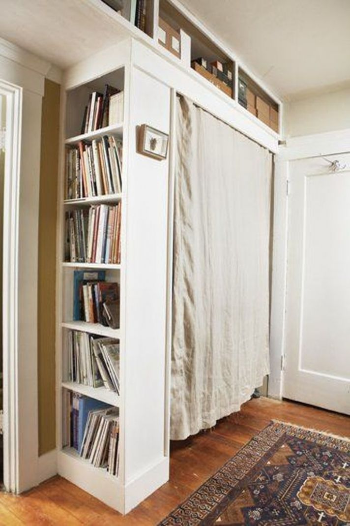 10 DIY Solutions for Bedrooms Without Closets in 10 | No closet ..