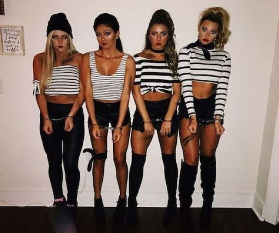 10 Easy and Simple Last-Minute Halloween Costumes for Women ..