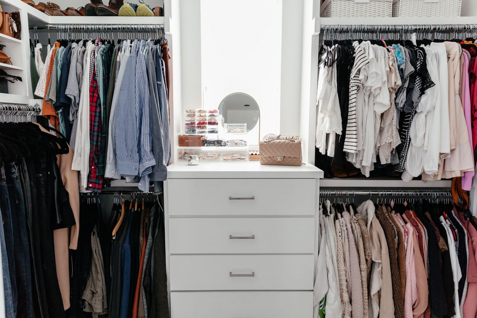10 Easy Closet Organization Tips | Container Stories - easy closet ideas