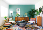 10 Easy, Unexpected Living Room Decorating Ideas | Real Simple