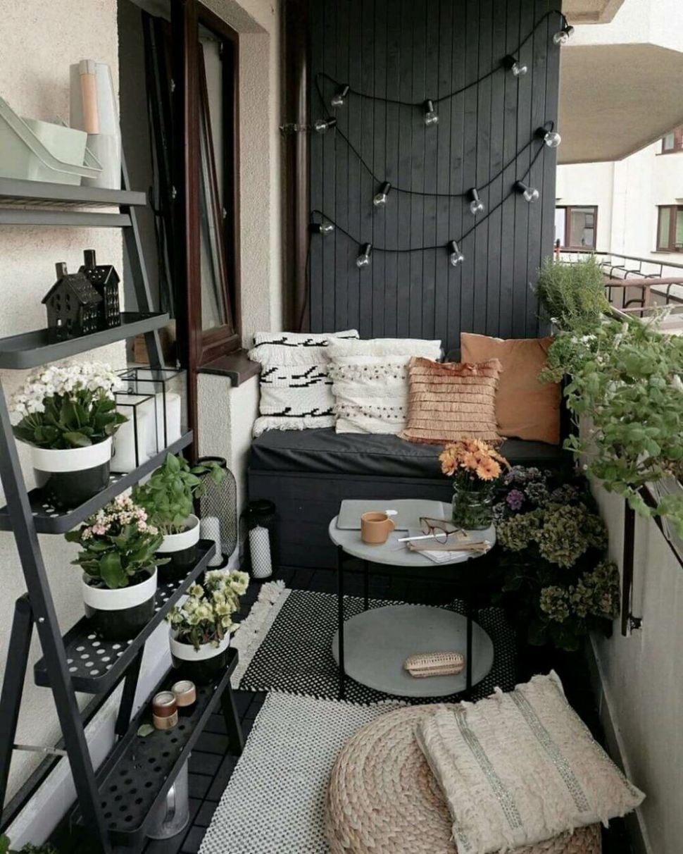 10 Exciting Balcony Decor Ideas to Make the Best Out of the ..