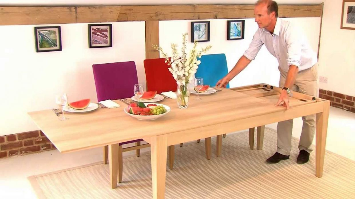 10 Extendable Dining Tables - dining room table extension ideas