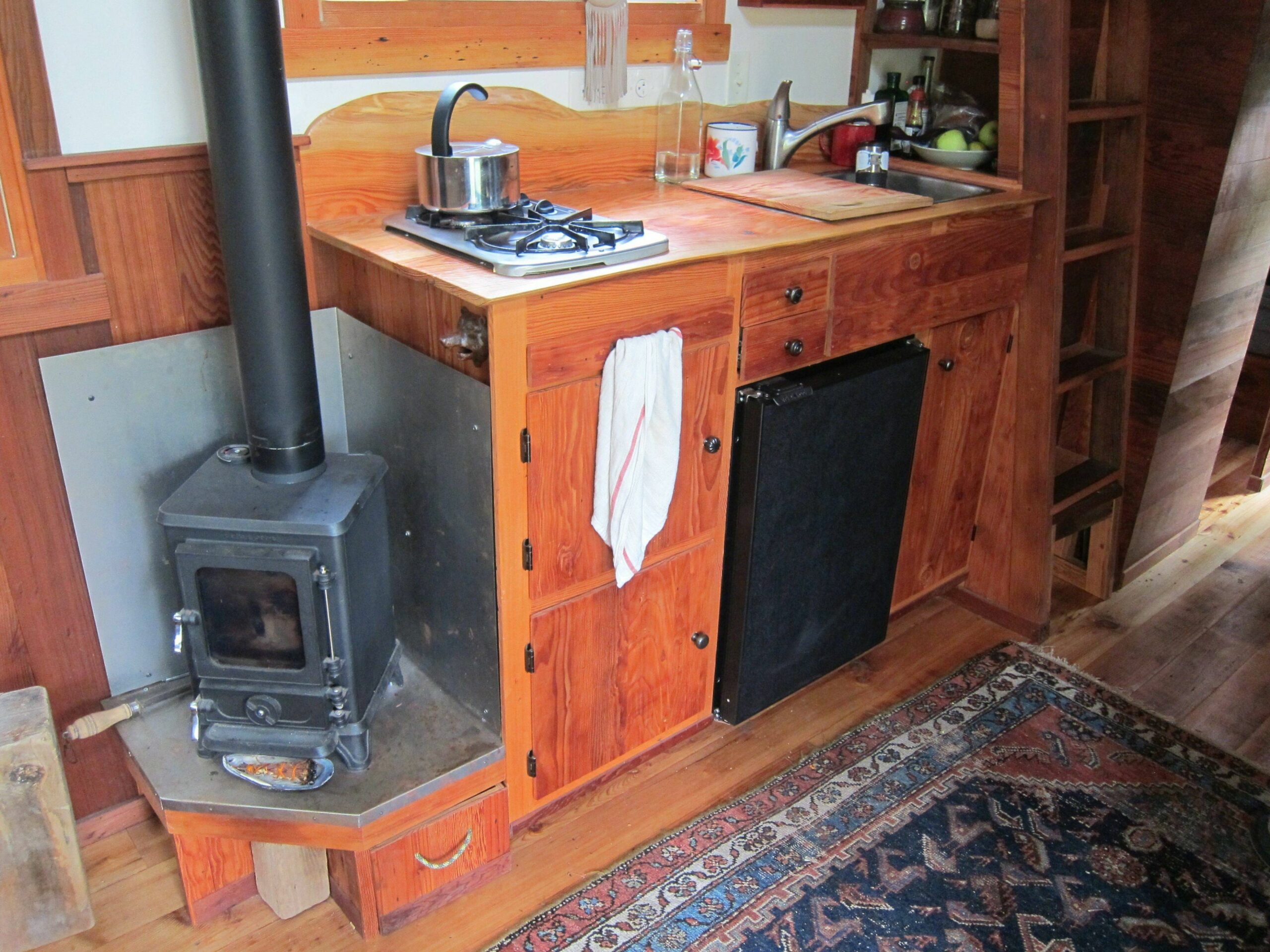 10 Fresh Small Wood Burning Stove For Rv - Get in The Trailer
