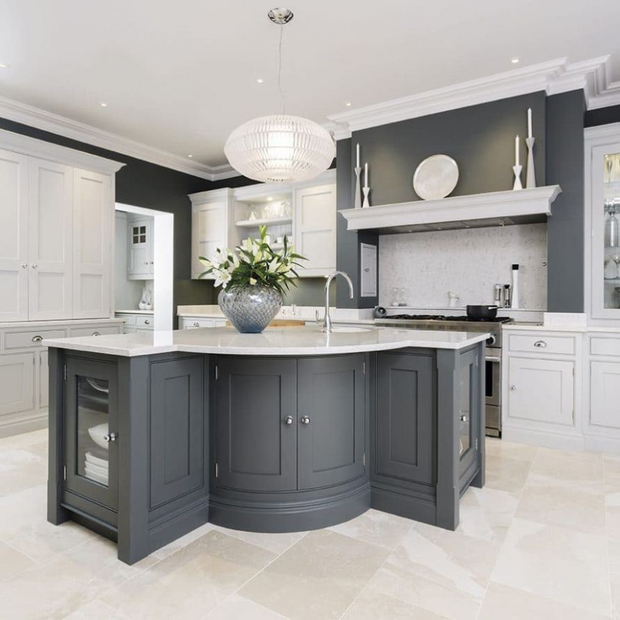 10 Grey Kitchen Ideas That Will Never Go Out of Style - Top House ...