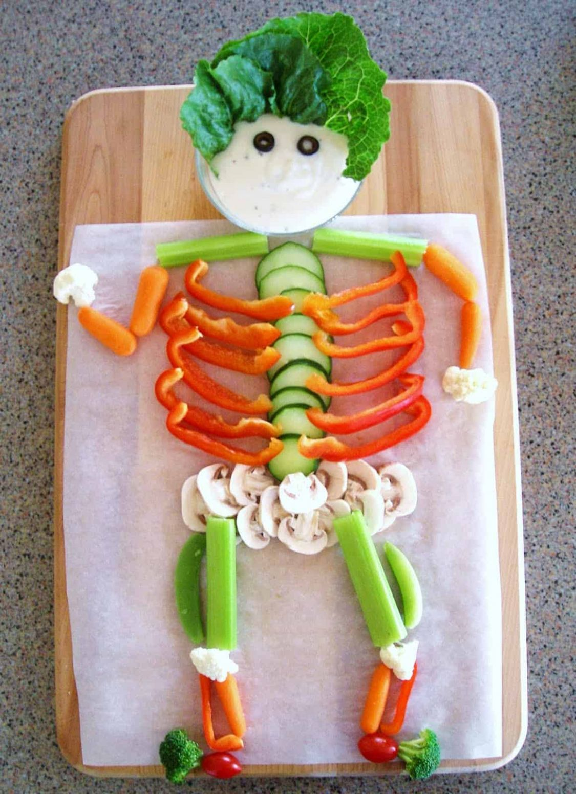 10 Healthy Halloween Recipe Ideas • The Healthy Foodie