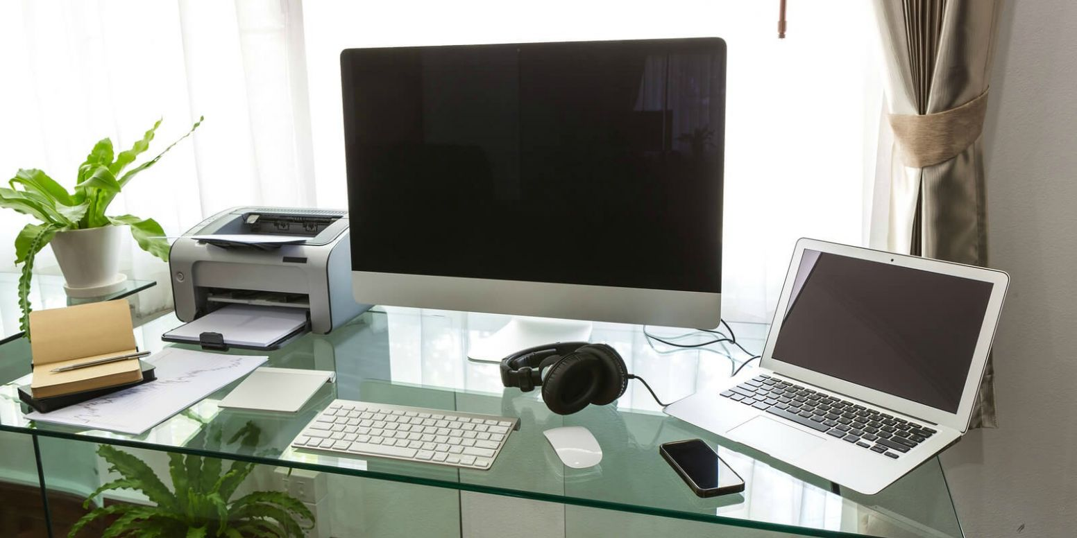 10 Home Office Ideas That Will Make You Go Wow   FlexJobs - home office monitor ideas