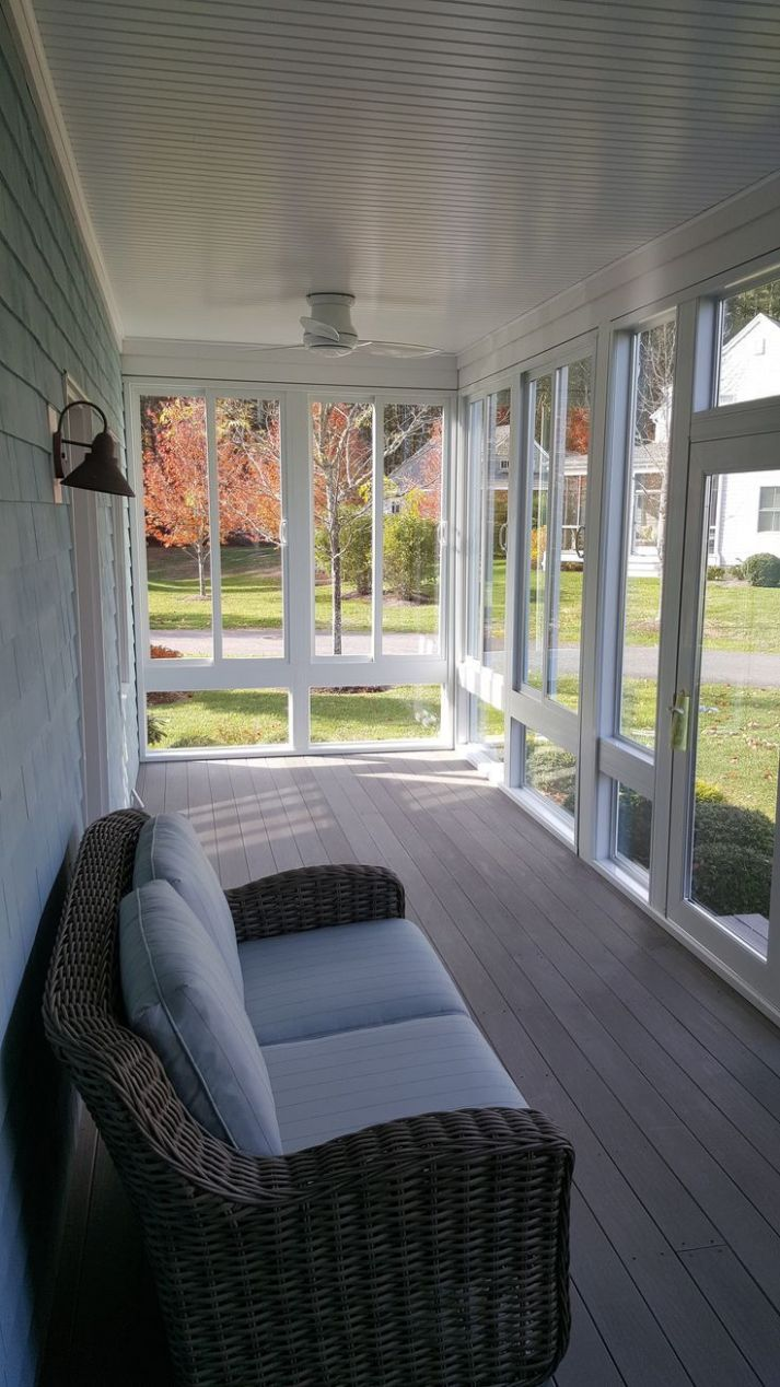 10+ ideas about Enclosed Porches on Pinterest | Enclosed patio ...