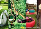 10 Ingenious DIY Tire Projects to Enhance Your Home & Garden ...