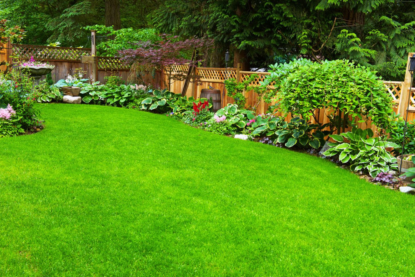 10 Innovative Fence Line Landscaping Ideas for Your Glen Cove, NY ..
