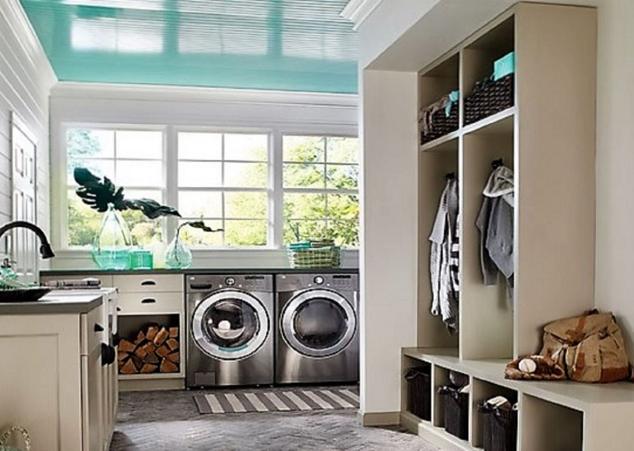 10 Inspiring Laundry Room Design Ideas