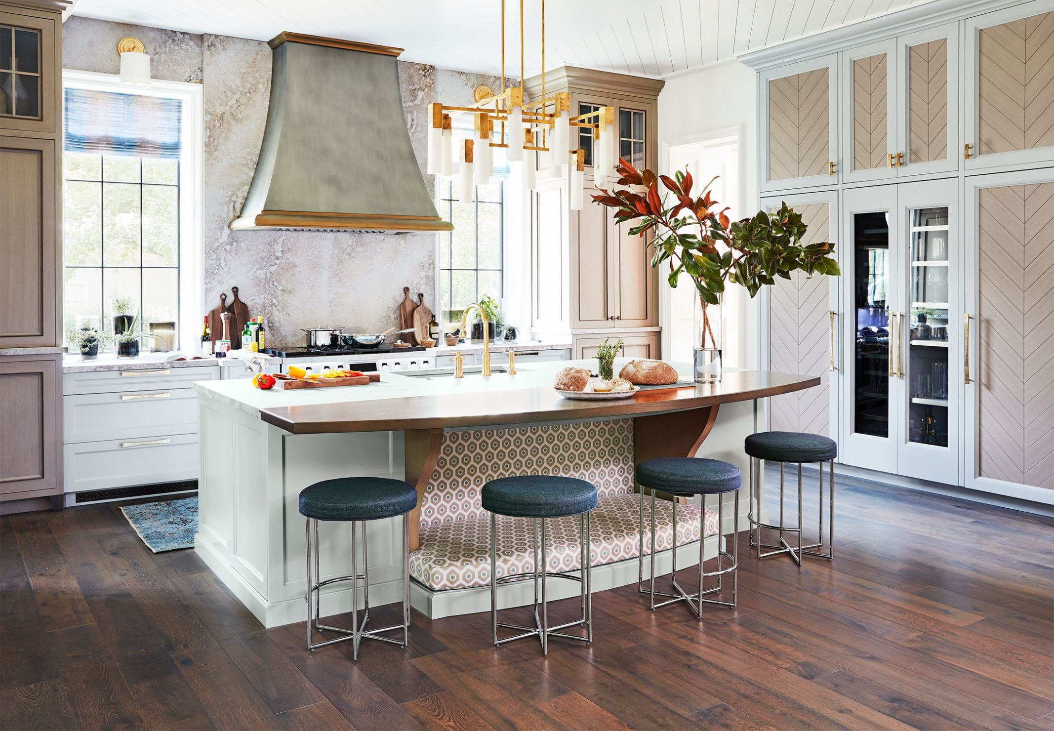 10 Kitchen Design & Remodeling Ideas - Pictures of Beautiful Kitchens - kitchen ideas photos