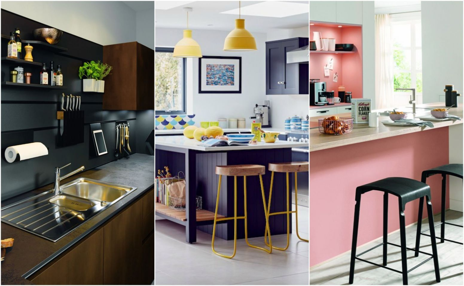 10 kitchen trends for 1010 you need to know about | Kitchen design ...