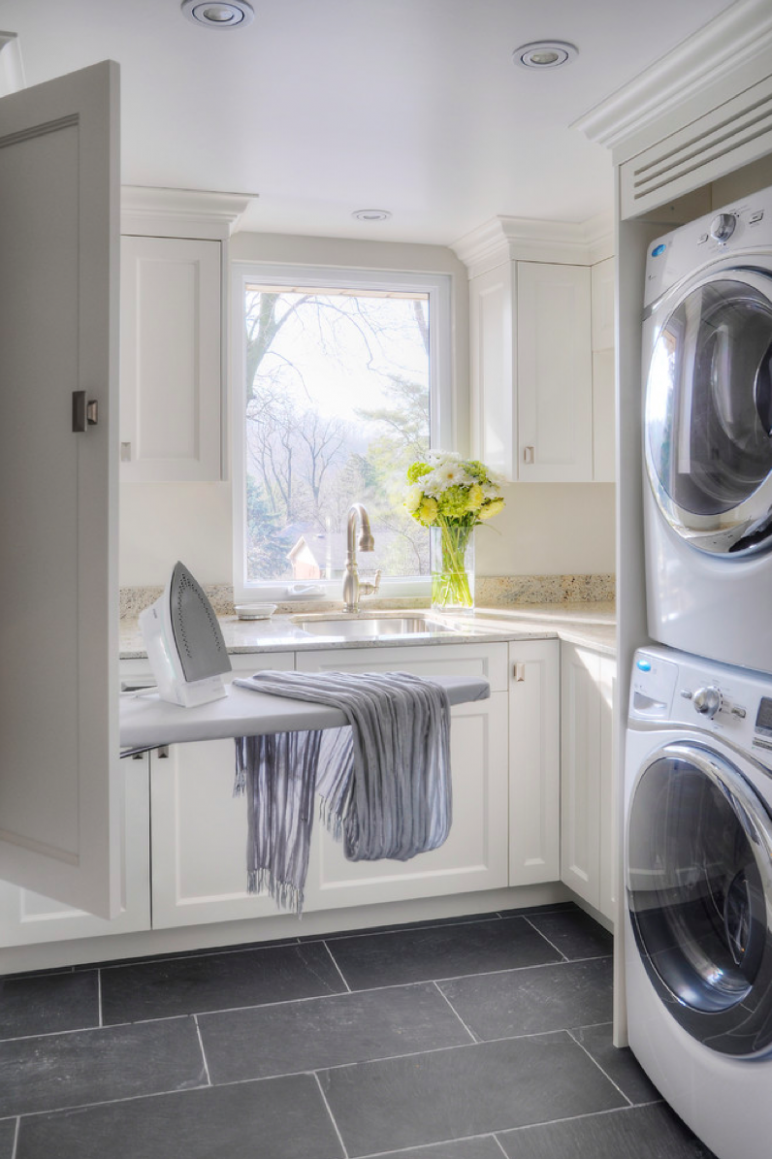 10 Laundry Room Design Ideas To Inspire You | Modern laundry rooms ..