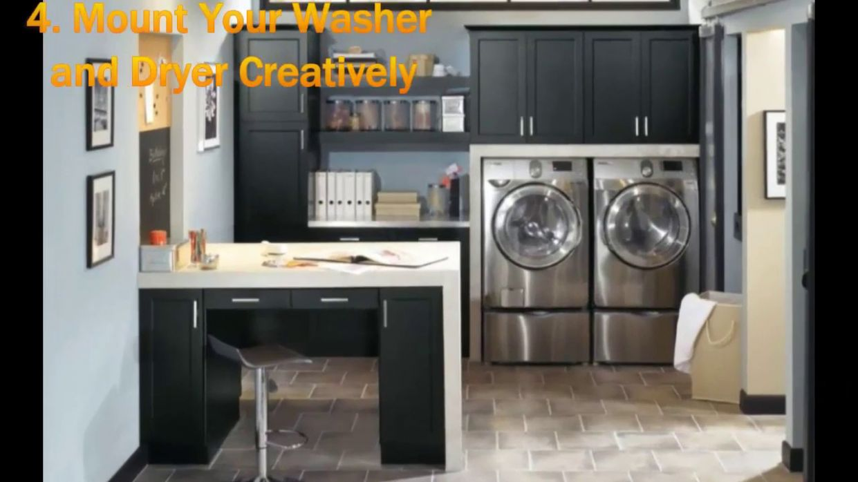 10 Laundry Room Ideas That Organize Add Value and Upgrade Your ..