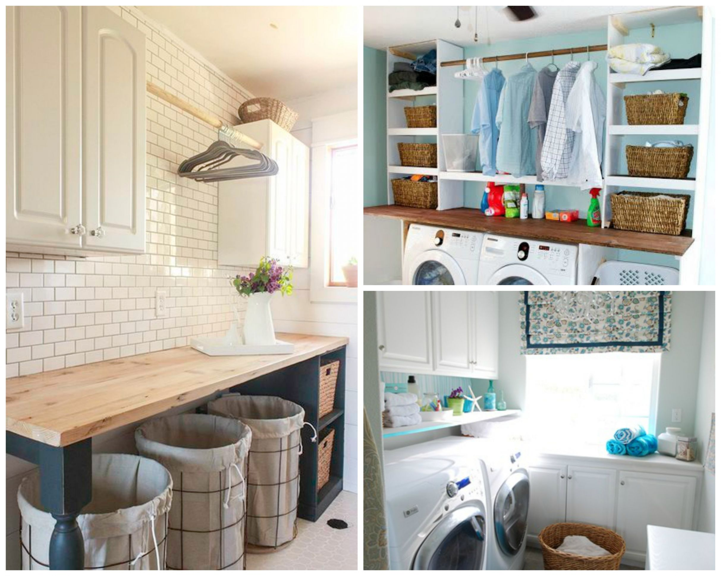 10 Laundry Room Organization Ideas You'll Actually Want to Try