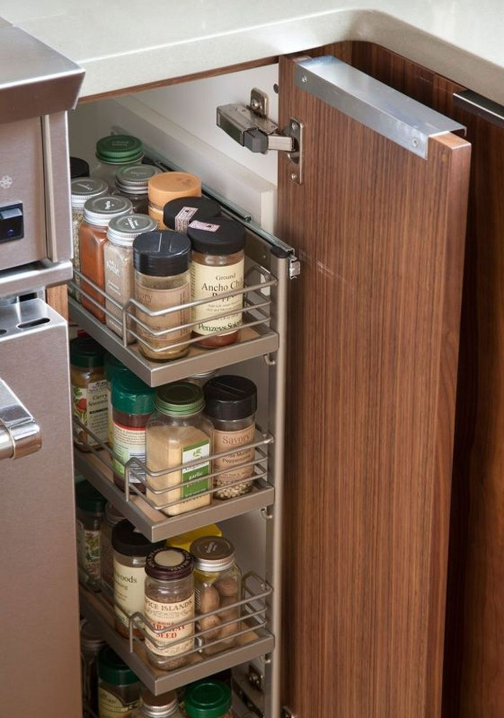 10+ Luxury Kitchen Storage Ideas To Save Your Space | Diy kitchen ...