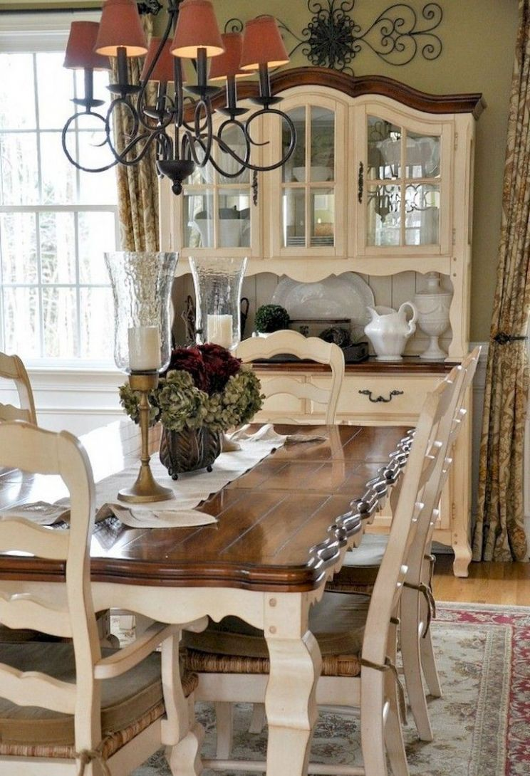 10 Marvelous French Country Dining Room Decor Ideas - Page 10 of ..