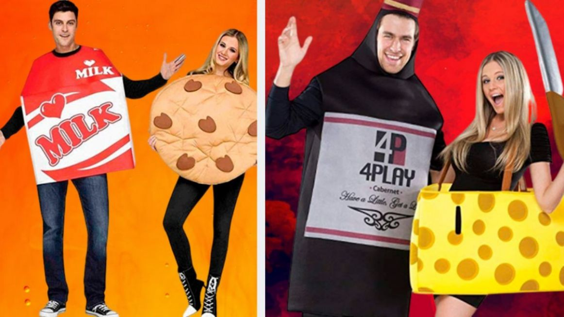 10 Matching Halloween Costumes for Couples