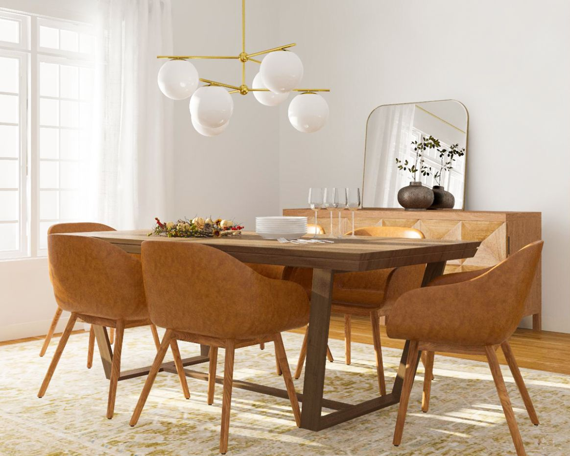 10 Modern Dining Room Ideas For Fall Entertaining | Modsy Blog