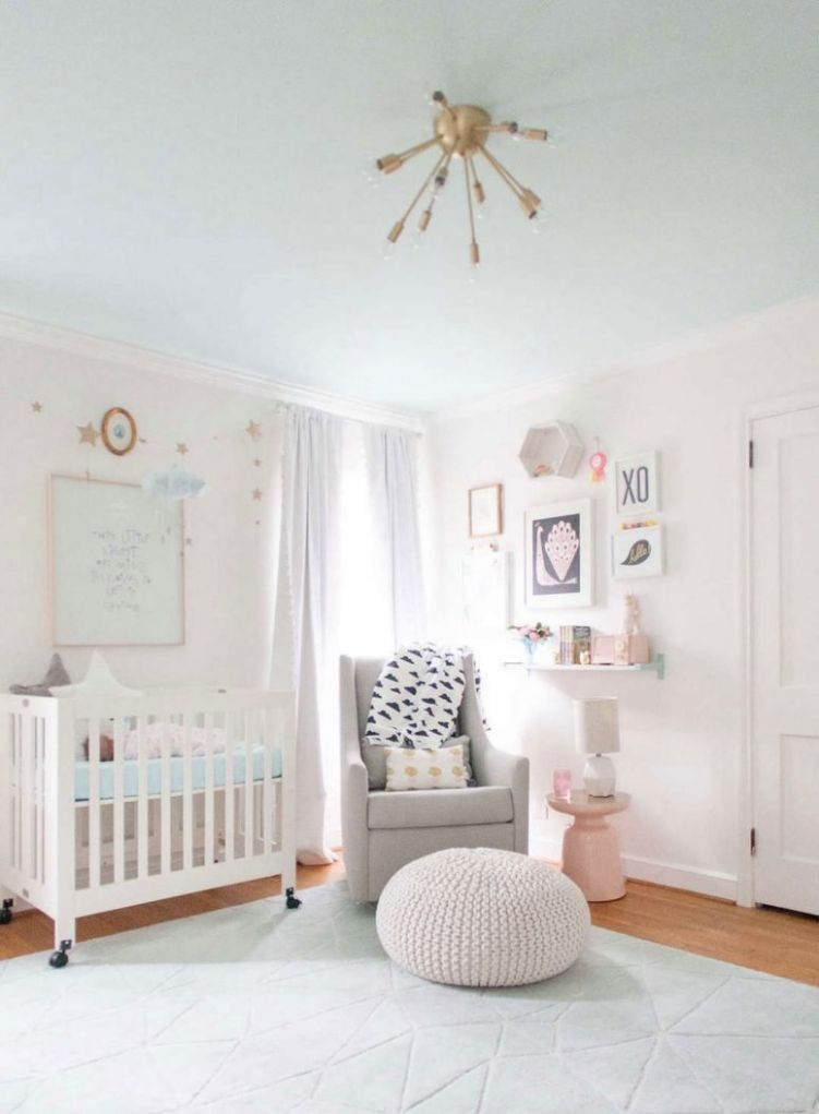 √ 10 Most Adorable Nursery Ideas for Your Baby Girl - baby room girl