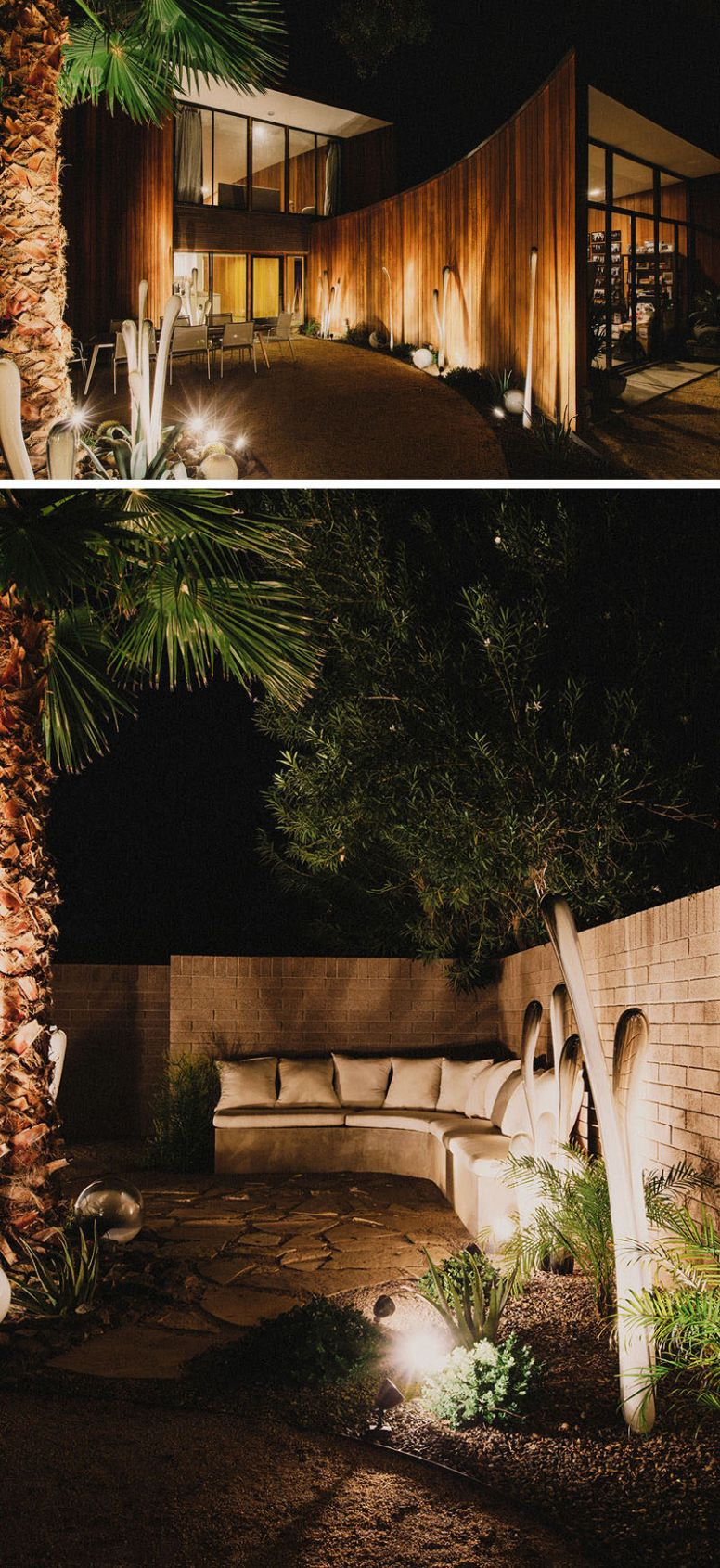 10 Outdoor Lighting Ideas To Inspire Your Spring Backyard Makeover - backyard ideas lights