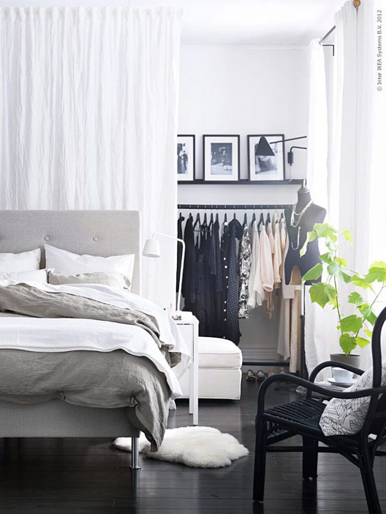 10 Small Bedroom Storage Ideas - How to Organize a Bedroom With No ..