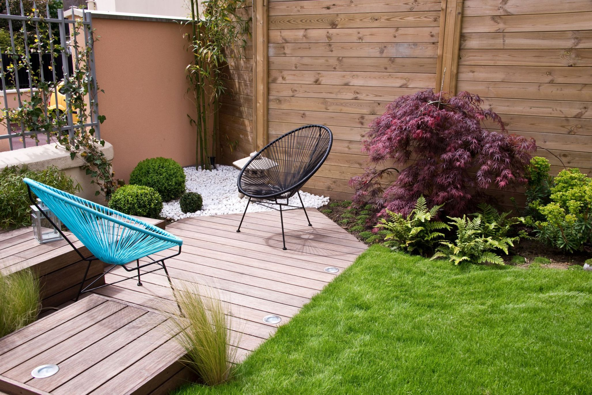 10 Small Garden Ideas On A Budget - garden ideas low cost