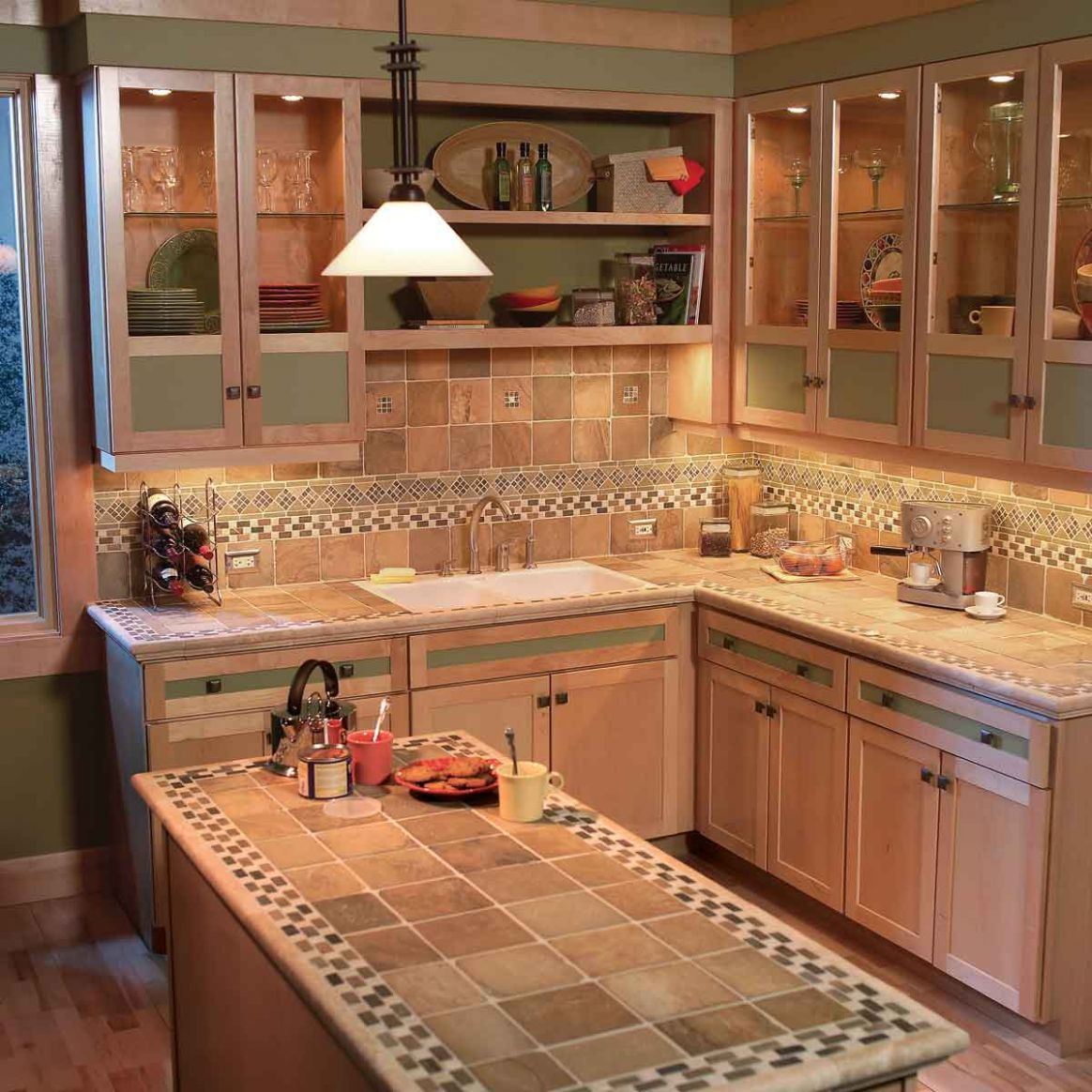 10 Small Kitchen Ideas to Maximize Space! | The Family Handyman - kitchen ideas to save space