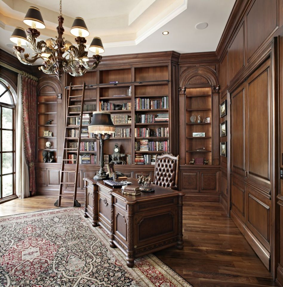 10 Sophisticated Victorian Home Office Designs You Need In Your Life
