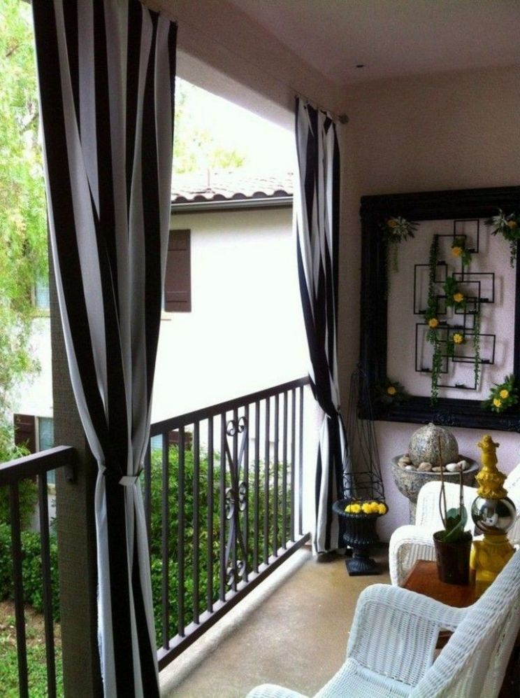 10 Stunning Apartment Balcony Decorating Ideas On A Budget ..