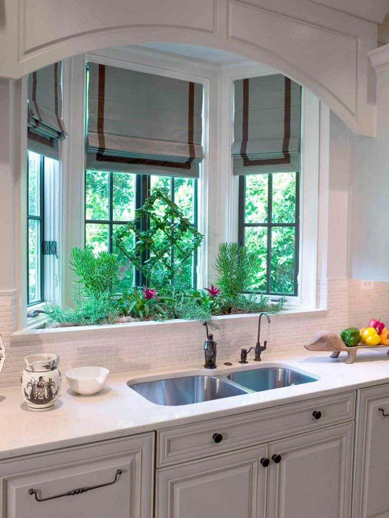10 Stunning Bay Window Ideas for You and Your Family | Kitchen ..