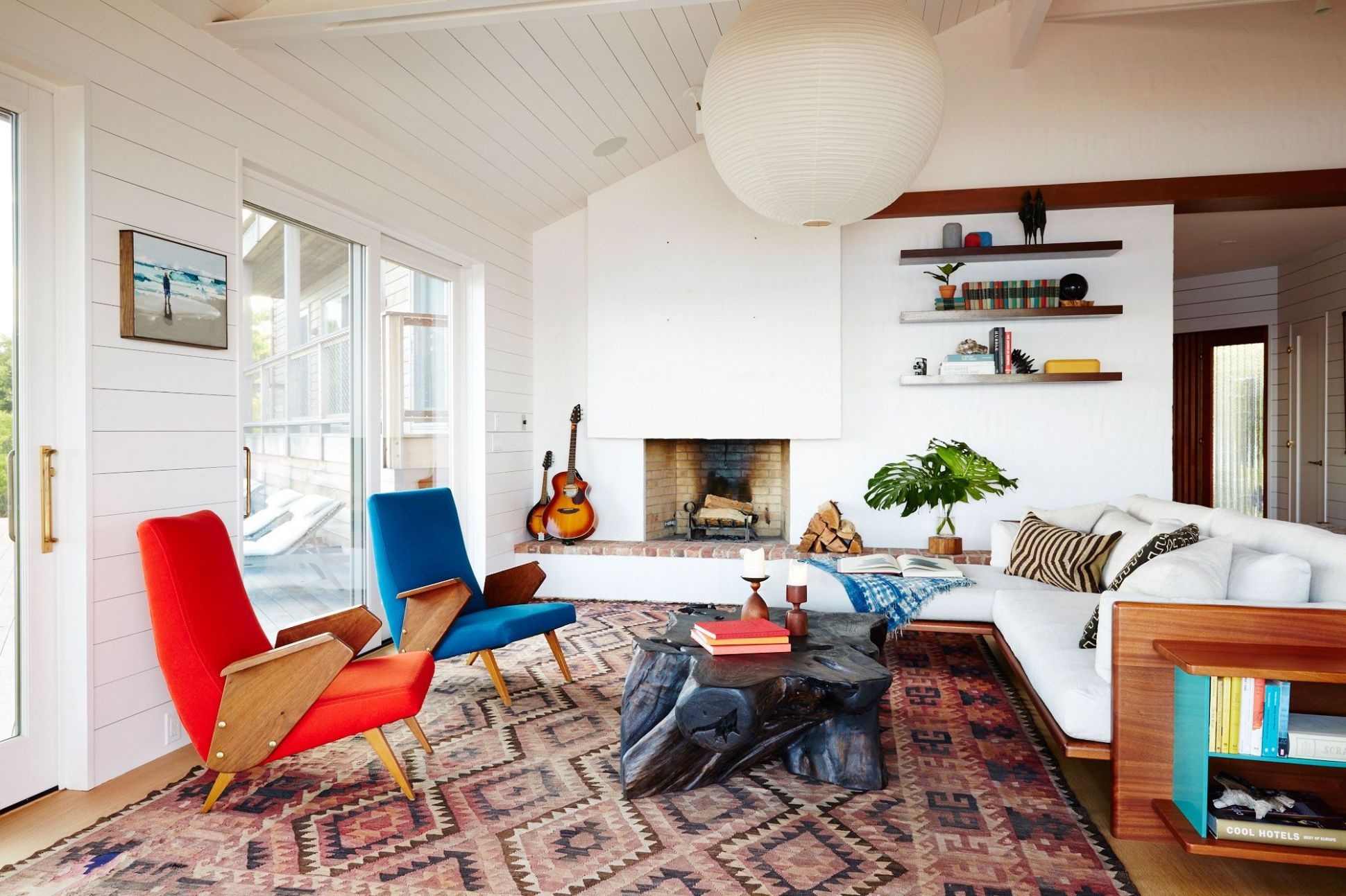 10 Stylish Family Room Design Ideas - Easy Decorating Tips for ..