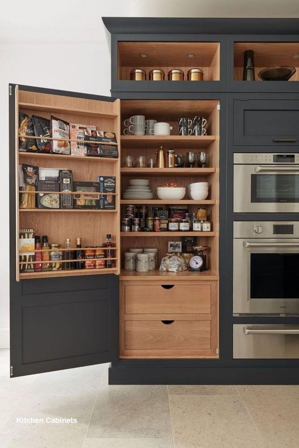 10+ Unordinary Kitchen Storage Ideas To Save Your Space | Kitchen ...