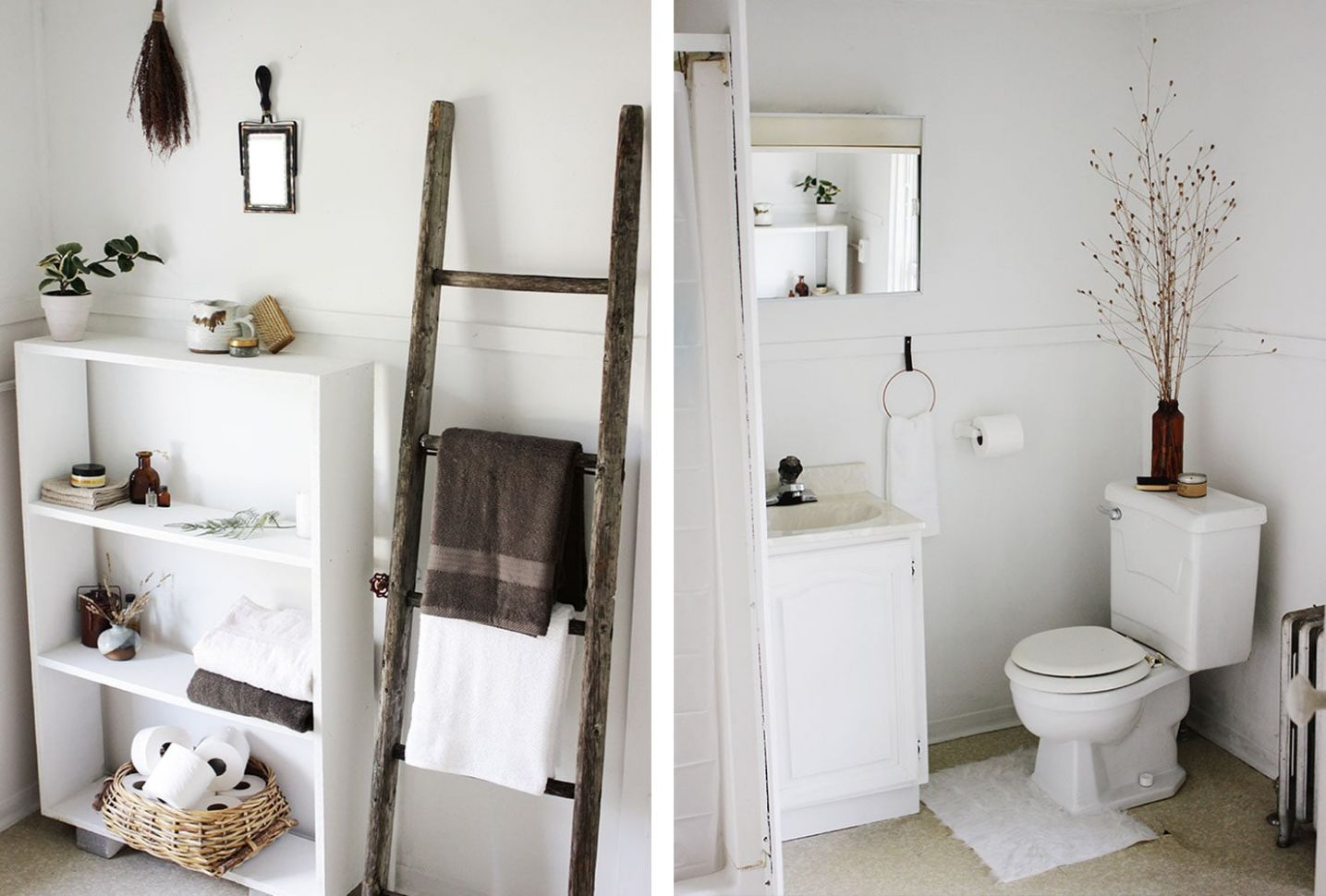 10 Ways To Decorate A Small Bathroom | Shutterfly