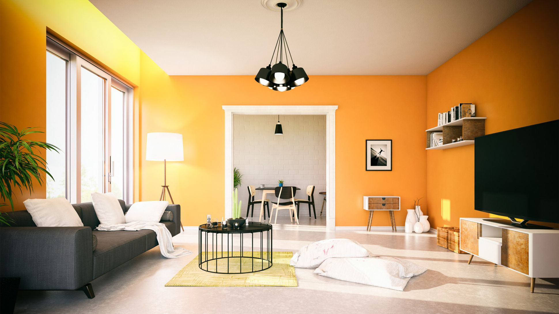 10 Ways to Decorate With Gen Z Yellow, the New Darling of Design ..